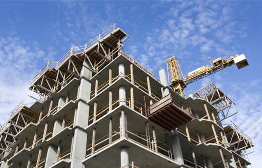 บริการรับสร้างอาคารพักอาศัย